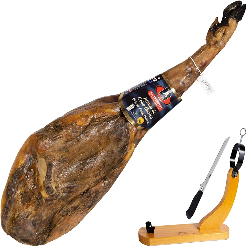 Хамон Иберико Мафреса 7,5+кг., 24+ мес.