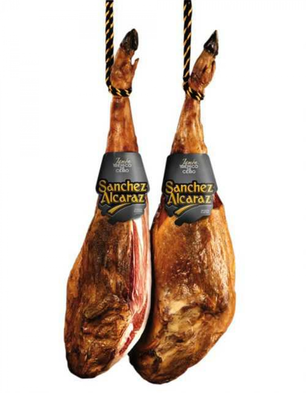 Хамон Иберико себо Санчез Алкараз 7+ кг., 24+ мес.